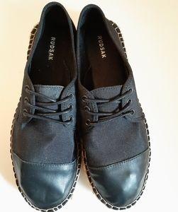 RUDSAK Black Espadrilles Sneakers